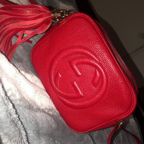 Gucci Handbags - Gucci Soho Disco Crossbody